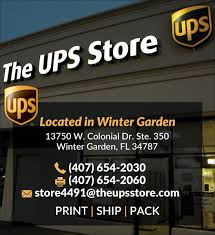 exceptional ups store winter garden fl part 3 the ups store in