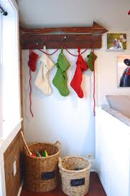 Tiny House Kitchen Designs 16 Small Space Christmas Decorating Ideas Tiny House Christmas