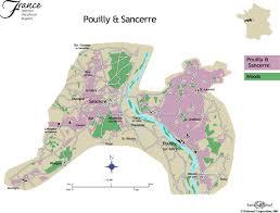 Oregon Winery Map by Pouilly Sancerre Vineyard Wine Map Uncorked Pinterest