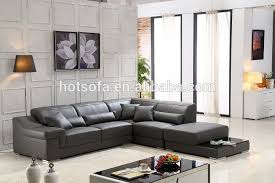 Corner Leather Sofa Furniture Living Room Modern Corner Sofa Model The Leather Factory
