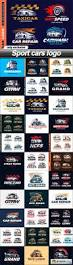 sports car logos sport cars logo 34 eps free download vector stock image
