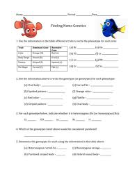 genetic worksheet answers free worksheets library download and