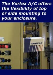 Cabinet Coolers Vortex A C Panel Cooling System