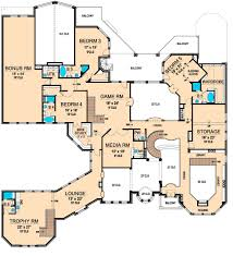 harwood 5303 5 bedrooms and 6 baths the house designers