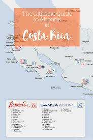 Map Of San Jose Costa Rica by Best 25 Airports In Costa Rica Ideas Only On Pinterest Costa