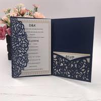 pocket wedding invites wholesale pocket wedding invitations buy cheap pocket wedding