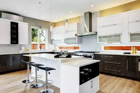 two tone kitchen cabinets trend two tone kitchen trend how to upgrade your cabinets building