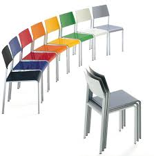 Colorful Desk Chairs Design Ideas Colorful Office Chairs Design From Hard Plastic Material Canada