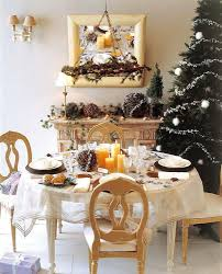 christmas dining room table decorations indoor decor ways to make your home festive during the holidays