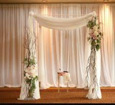 wedding arch no flowers so not the bases or the flowers used at base but do you like