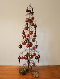 ornament tree create a centerpiece with
