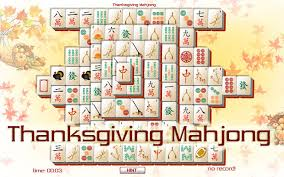 thanksgiving mahjong chrome web store
