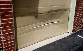 Overhead Door Panels Garage Door Panels Should You Replace Only One