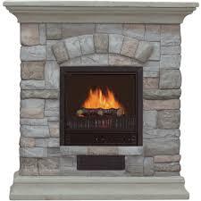 stacked stone fireplace update old renovations inc img idolza