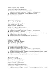 Food Prep Job Description Resume by Resume Ko1