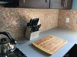 backsplash glass tile glass mosaic tile golden caramel 1x2 for a