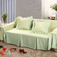 Green Sofa Slipcover by Online Get Cheap Green Sectional Couch Aliexpress Com Alibaba Group