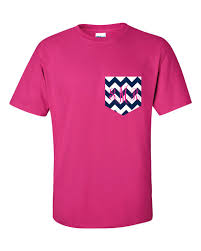 monogramed items chevron monogram pocket t shirt tshirt personalized