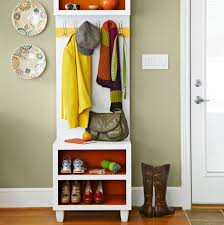 entryway coat rack with shoe storage tradingbasis