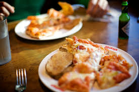 Shakeys Pizza Buffet by Shakey U0027s Pizza Lunch Buffet In Tokyo Not Sure Why But I U2026 Flickr