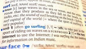 streamer co il what is the the origin of the word surfing in