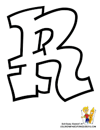 free letter r coloring pages d e r s colouring pages letter r