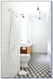 beveled subway tile beveled subway tile white shower bathroom