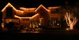 Professional Christmas Lights Professional Christmas Light Installation For Your Orange County