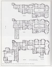 100 tudor mansion floor plans allan morris worcestershire