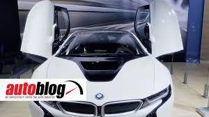 Bmw I8 Doors Open - 2015 bmw i8 doors short cuts autoblog youtube