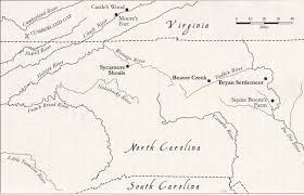 Cumberland River Map Boone In Nc Jpg