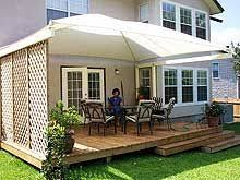 Backyard Awning Ideas 10 Best Deck Awnings Images On Pinterest Deck Awnings Tent