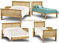 low double bed frame ebay