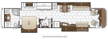 2017 newmar dutch star 4326 new m36659