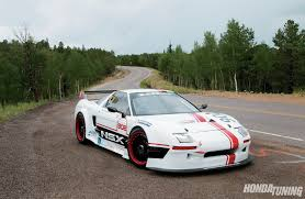 jdm acura nsx 1991 acura nsx race to the clouds