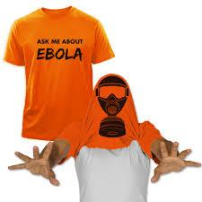 ask me about ebola virus t shirt flip over head shirt halloween