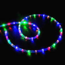 led lights by the foot with rope light design wonderful color led