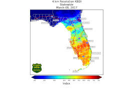 Map Of Beaches In Florida by Massive Florida Wildfire Closes Alligator Alley Forces