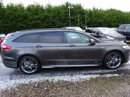 used ford mondeo 2 0 tdci st line x estate powershift awd 5dr