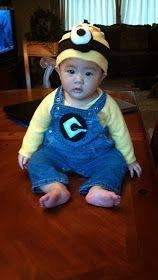 Minion Halloween Costume Baby Minion Despicable Baby Minion Halloween Costume Halloween