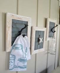 diy farmhouse bathroom hooks my creative days