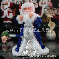 online shop electric santa claus doll 10 inch russian music toys
