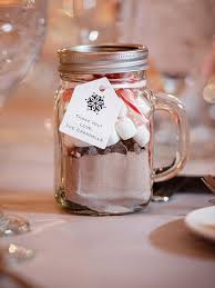 hot cocoa wedding favors 20 diy wedding favors for any budget