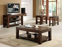 amazon com castlewood rectangular cocktail table kitchen u0026 dining