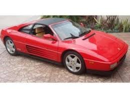348 ts price 1991 348 ts in costa mesa california