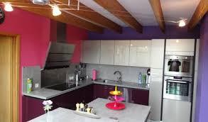 cuisine coloree cuisine aménagée réalisations strassen luxembourg