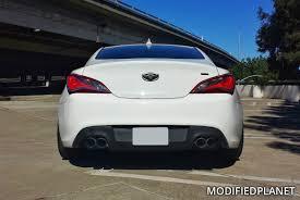 2013 hyundai genesis specs 2013 hyundai genesis coupe 2 0t r spec with tsudo catback exhaust