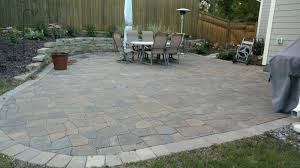 Retaining Wall Patio Minnesota Retaining Wall Company