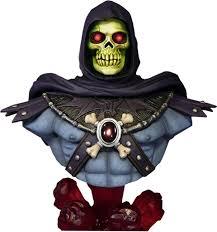 Skeletor Halloween Costume Masters Universe Skeletor Collectible Bust Tweeter