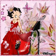 card invitation design ideas betty boop birthday cards square